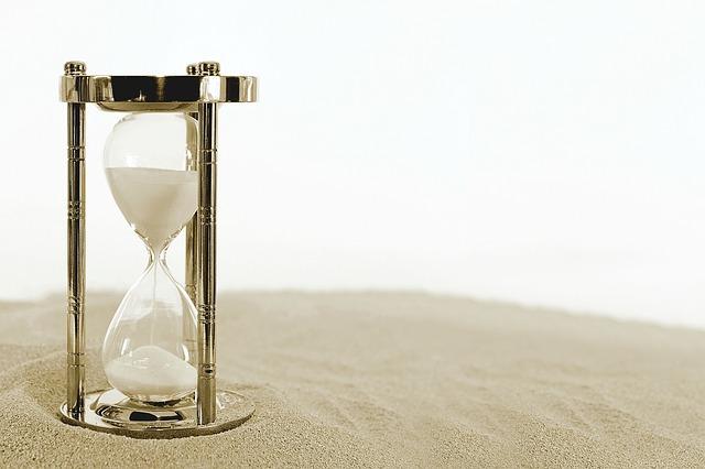písečné hodiny
