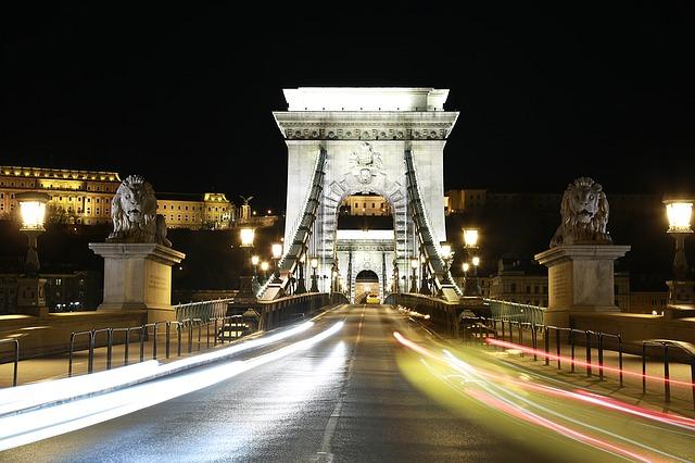 cheney řetězový most