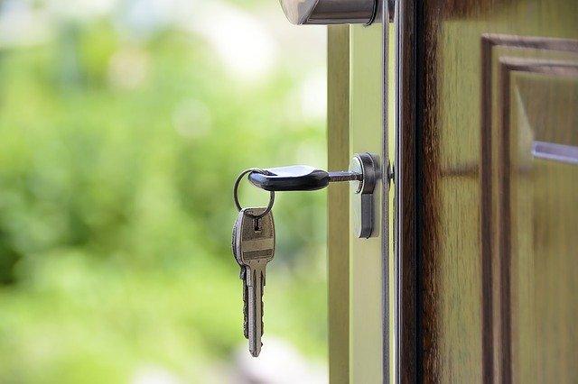klíče od vlastního bydlení
