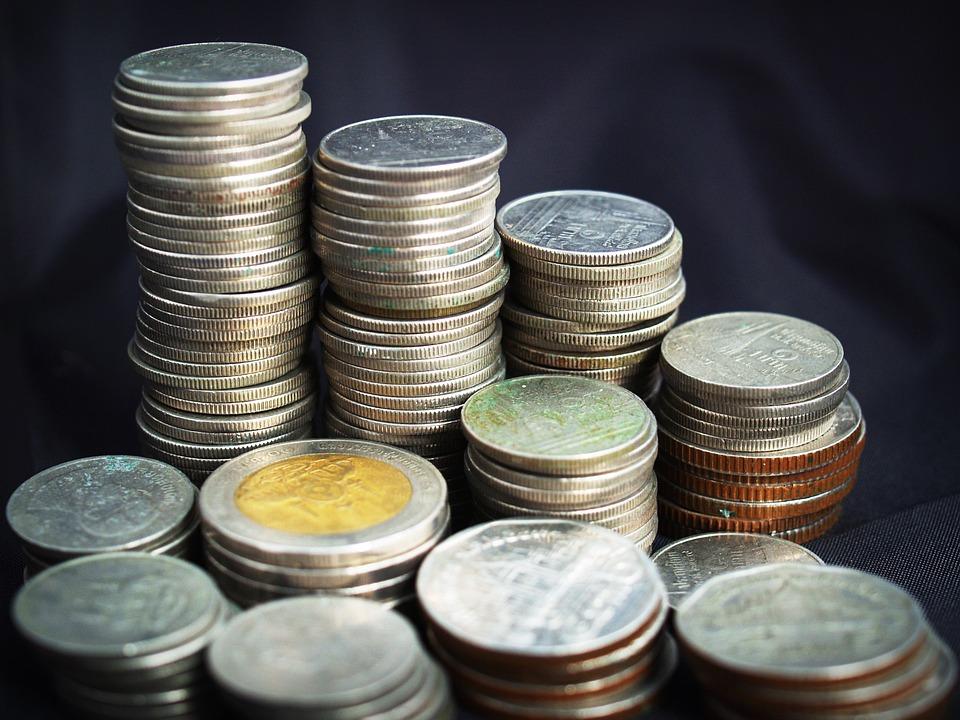 thajské mince